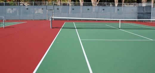 Cancha tennis