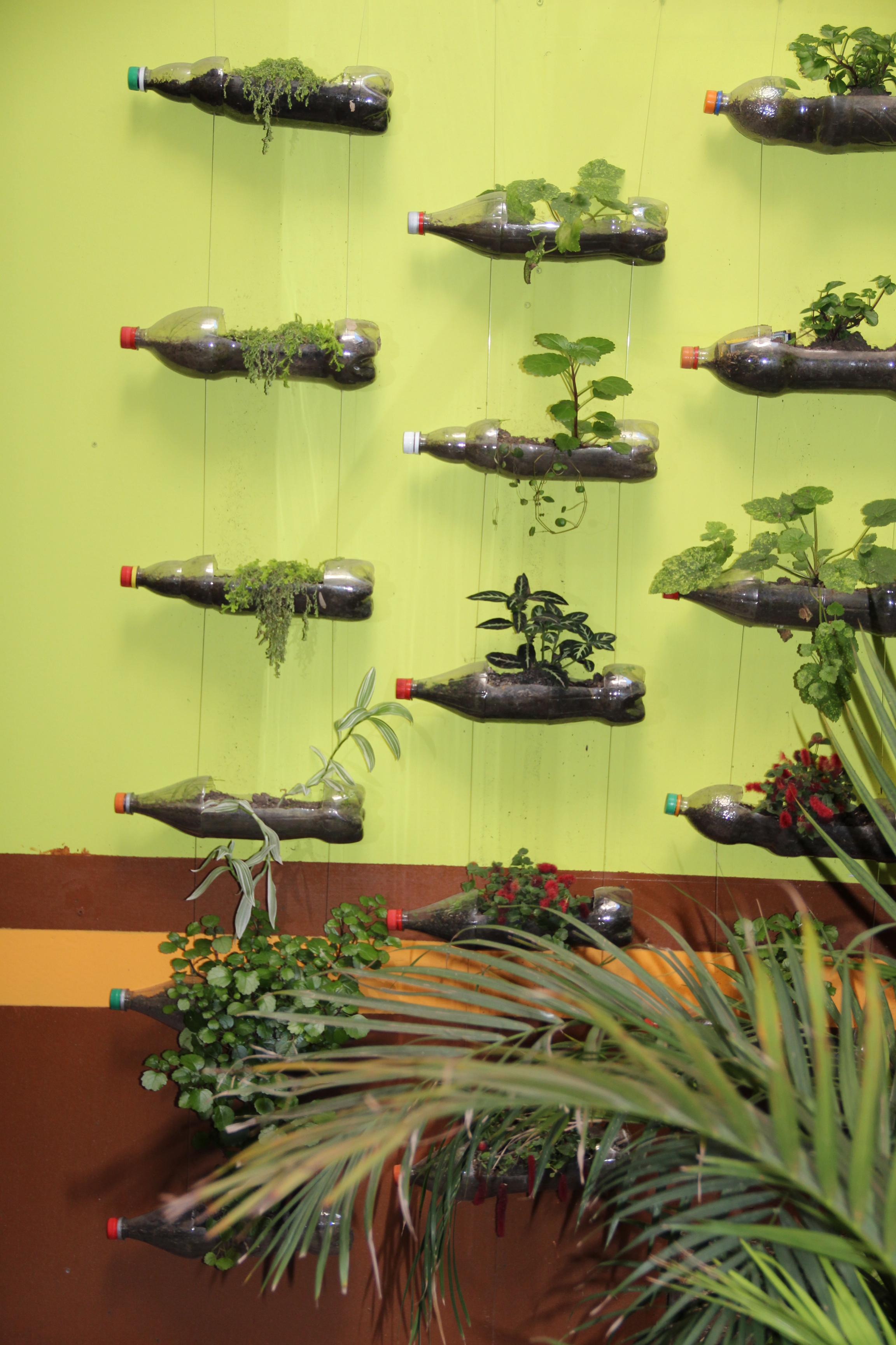 Jardines verticales abc del finkero for Materiales para jardines verticales