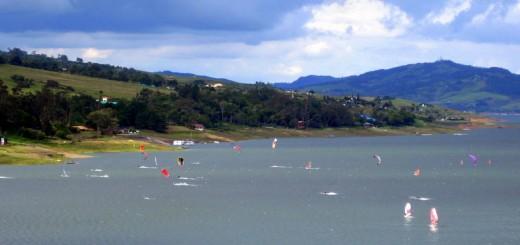 Lago Calima veleros Flickr